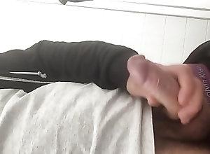 Amateur (Gay);Masturbation (Gay);HD Gays Jerking load at Uni