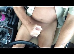 cumshot,cum,big,handjob,amateur,homemade,mature,toy,masturbation,bigcock,jerking,masturbate,big-cock,big-dick,gay-masturbation,cumshot Cuming in the Car