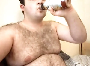 gainer;hypnomatic;chubby;fat;belly,Fetish;Solo Male;Gay;Bear;Chubby Chugging a...