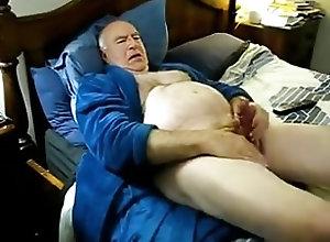 Amateur (Gay);Daddies (Gay);Masturbation (Gay);Man;Old Old Man 1