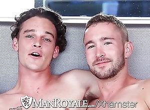 Men (Gay);Gay Porn (Gay);Blowjobs (Gay);Hunks (Gay);Man Royale (Gay);HD Gays;Rivers;Intimate ManRoyale Newly...