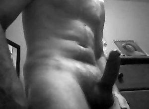 Big Cock (Gay);Masturbation (Gay);Skinny (Gay);American (Gay) Edging my ccck