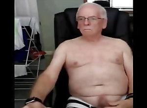 Daddy (Gay);Fat (Gay);Masturbation (Gay);Webcam (Gay);Gay Granddaddy (Gay) Granddaddy Al