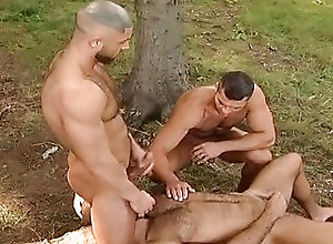 Gay Porn (Gay);Group Sex (Gay);Muscle (Gay) Breathless