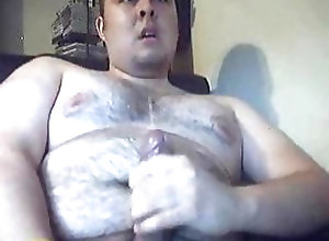 Amateur (Gay);Bear (Gay);Big Cock (Gay);Handjob (Gay);Masturbation (Gay);Hot Gay (Gay);Gay Facial (Gay) Huge facial shot