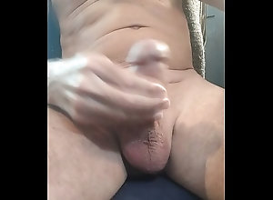 cum,masturbation,gay,twink,daddy,big-dick,gay Squirting hot cum...
