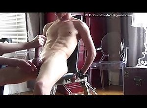handjob,chair,cumming,forced,gay,tied,muscular,big-dick,sitting,begging,handcuff,gay Cuffed Handjob