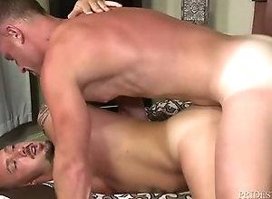 anal,bareback,big cock,blowjob,fucking,naked,bed,brunette,handjob,masturbation,tattoo,tan lines,blowjob,gay Make Up Sex Is...