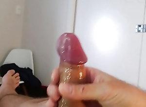 Men (Gay) pre cum and...