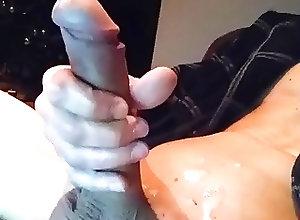 Men (Gay) Bigcock cums again