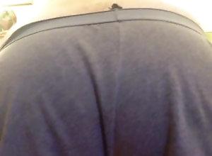 kink;fart;gas;fat;ass;butt;bear;chub;tubbs,Solo Male;Gay fart clip