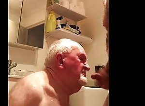 Amateur (Gay);Blowjob (Gay);Fat (Gay);Gay Grandpa (Gay);Gay Love (Gay);Gay Cock (Gay);American (Gay) Grandpa Gums Dick...
