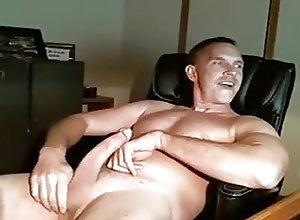 Muscle (Gay);Webcam (Gay) John Burton