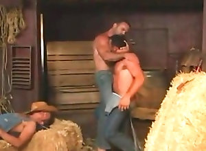 Gay Porn (Gay);Big Cocks (Gay);Group Sex (Gay);Muscle (Gay);Vintage (Gay);Farmers 3 Gays Farmers By...