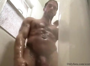 shower;ty;roderick;pornstar;gay;straight,Solo Male;Gay Shower tease