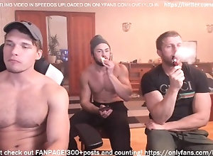 hard-dick;challange;jerk-off-challenge;jerk-off;jerking-off;guy-jerking-off;jerking;hot-guys;hot-boys;3-guys;naked;erection;european,Euro;Muscle;Group;Gay;Bear;Straight Guys;Amateur;Uncut;Verified Amateurs Who gets his DICK...