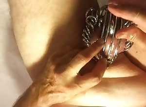 Men (Gay);HD Gays pierced slavedick...