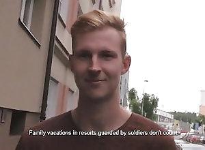 Twink (Gay);Blowjob (Gay);Hunk (Gay);Muscle (Gay);HD Videos;Anal (Gay) CZECH HUNTER 470