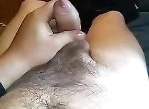 Man (Gay) masturbating to...