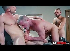 anal,blowjob,threesome,fetish,fisting,gay,extreme,gays,big-cock,anal-sex,gay-blowjob,gay-sex,gay-anal,gay-porn,gay Sergeant bends...