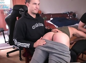 hand-spanks;hand-spanking;spanking;over-the-knee;in-lap;straight-guy;straight-friend;bubble-butt;butt;ass;big-ass;round-ass,Daddy;Muscle;Fetish;Gay;College;Hunks;Straight Guys;Amateur;Verified Amateurs Bubble Butt Boy...