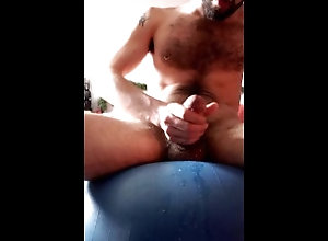 hairy;cock;dick;balls;cum;bate;edging;solo,Solo Male;Gay;Hunks;Cumshot;Tattooed Men;Verified Amateurs Hairy Cub Cums