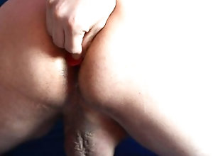 butt-plug;butt-finger;balls;spread;doggy-position;ass-finger;finger,Massage;Daddy;Twink;Solo Male;Gay;Straight Guys;Amateur;Verified Amateurs Fingering my...