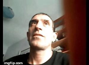 daddy;big;cock;cam;camera;webcam,Daddy;Solo Male;Gay;Reality;Amateur;Webcam Papaizão tem uma...