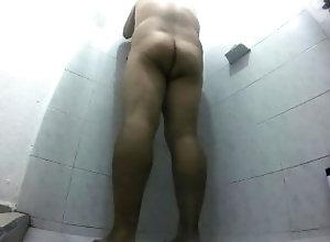 shower;chubby;ducha;dick,Latino;Solo Male;Gay;Uncut;Chubby;Verified Amateurs Taking A Shower