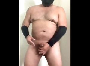 masturbate;obey-your-master,Solo Male;Gay Daddy Jerks Off...
