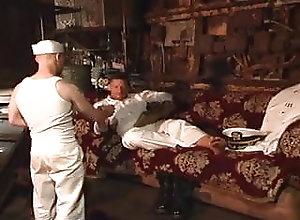 Group Sex (Gay);Hunk (Gay);Interracial (Gay);Muscle (Gay) Mutiny Shipmates...