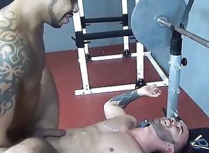 Gay Porn (Gay);Muscle (Gay);HD Gays;Gym Fuck;Gym Gym fuck