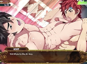 big-cock;game;video-game;cartoon;full-service;mazjojo,Massage;Muscle;Big Dick;Gay;Handjob;Rough Sex;Cartoon Tomoki and Kovit...