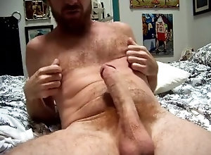 hairy;roleplay;daddy;hairyartist;hairy-hole;big-cock,Daddy;Solo Male;Big Dick;Gay;Amateur;Mature;Cumshot;POV;Verified Amateurs hairyartist...
