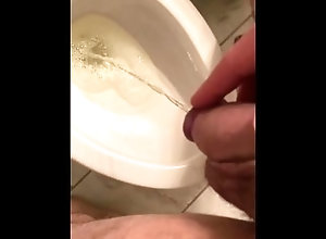 peeing;pee-fetish;pee;pissing;piss;urine;fetish;big-cock;big-dick;thick-cock;toilet;standing;big-balls;huge-veiny-cock;flaccid;long-stream,Daddy;Fetish;Solo Male;Big Dick;Gay;College;Straight Guys;Mature;POV;Verified Amateurs POV Male Pee
