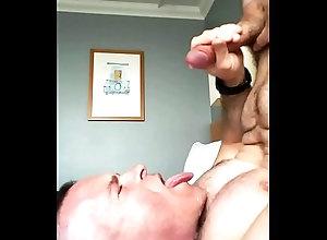 facial,masturbation,gay,daddy,exhibitionist,self-facial,camjockva,gay Camjockva huge...