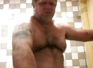 Fat (Gay) Gordito peludo en...