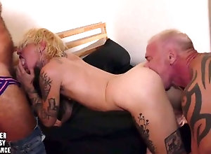 bareback;ass-to-mouth;anal;daddy;raw-fuck;pounding;porn-stars;pits;cum-shot;power-bottom;fingering;rimming;power-top;ftm;group-sex,Bareback;Daddy;Muscle;Fetish;Pornstar;Group;Gay;Cumshot;Tattooed Men,RCandDigger Grinder'ed