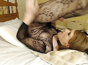 Man (Gay) Tgirl Two huge...