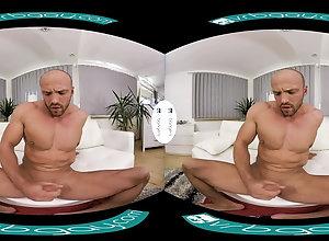 bear,hd,masturbation,muscle,solo,720p,bald,highdefinition,vr porn,masturbation,bear,muscle,gay VRB GAY Bald...