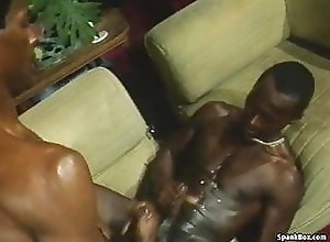 Black (Gay);Big Cock (Gay);Group Sex (Gay);Hunk (Gay);Latino (Gay);Muscle (Gay);Vintage (Gay);Black Gay (Gay) Black Therapy