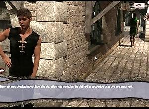 gaymer;gamer;game;video-game;video-game-sex;video-game-porn;game-playthrough;fantasy;centaur;gay-centaur,Bareback;Gay;Hunks;Handjob;Jock;Cumshot;Cartoon Medieval Times -...