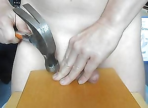 Amateur (Gay);BDSM (Gay);HD Videos;Foreskin Gay (Gay);Free Gay Foreskin (Gay) Nail my scrotal...