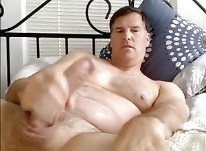 Men (Gay);Big Cocks (Gay);Masturbation (Gay);HD Gays;Husband husband strokes...