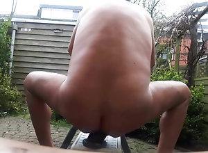 Man (Gay);HD Videos SISSY DILDO
