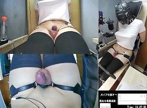 edging;prostate-toy;lovense-orgasm;sissy;self-bondage;dry-orgasm;bdsm;adult-toys;ass-fuck;masturbate,Japanese;Solo Male;Gay 射精禁止11日目...